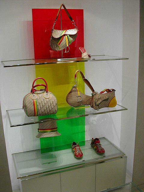 Christian Dior Rasta Line. Summer 2004 in 2019  7f4321d276f4