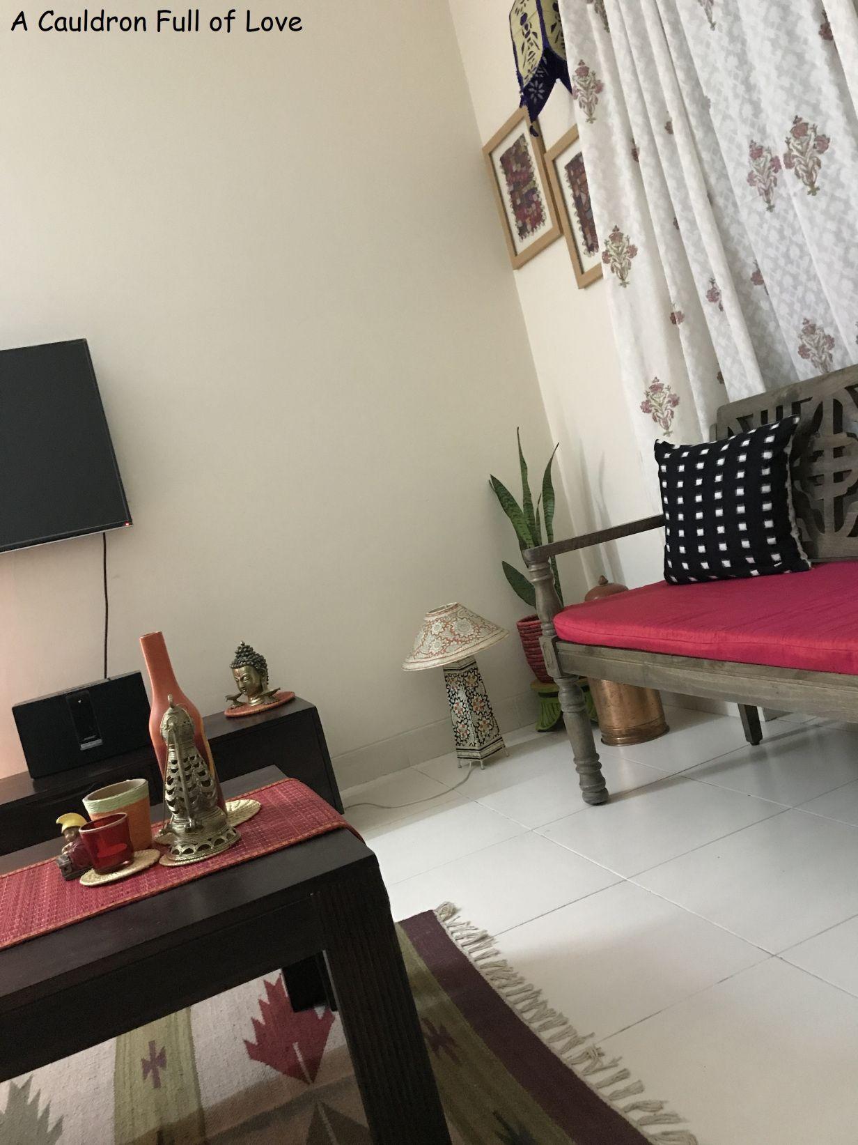 Effortlessly Elegant And Simple Renu S Paradise Indian