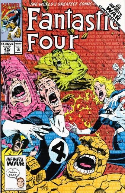 Fantastic Four Volume Comic Vine Comics Fantastic Four Wolverine Avengers