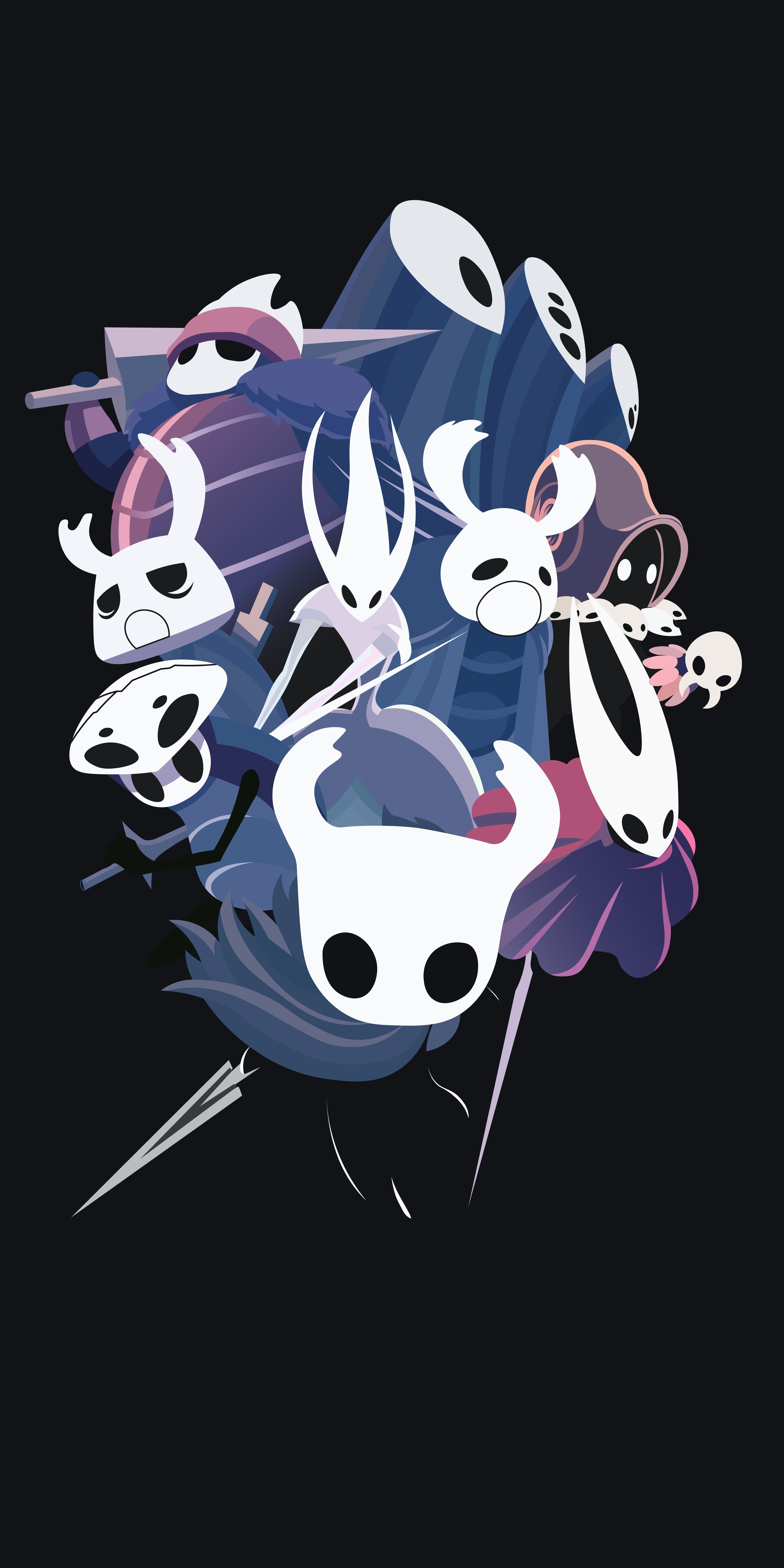 Hollow Knight Wallpapers Wallpaper Cave Phone