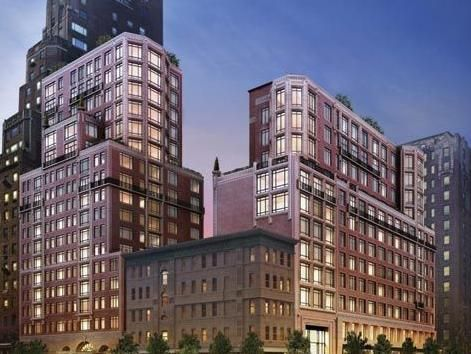 The Harrison located at 205 West 76 Street is a NYC condo ...