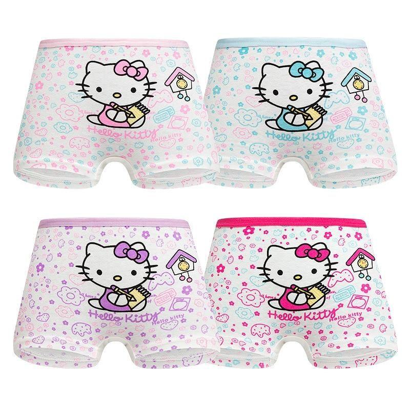 Soft Cotton Baby Kids Girls Short Briefs Underpants Underwear Children/'s Clothes