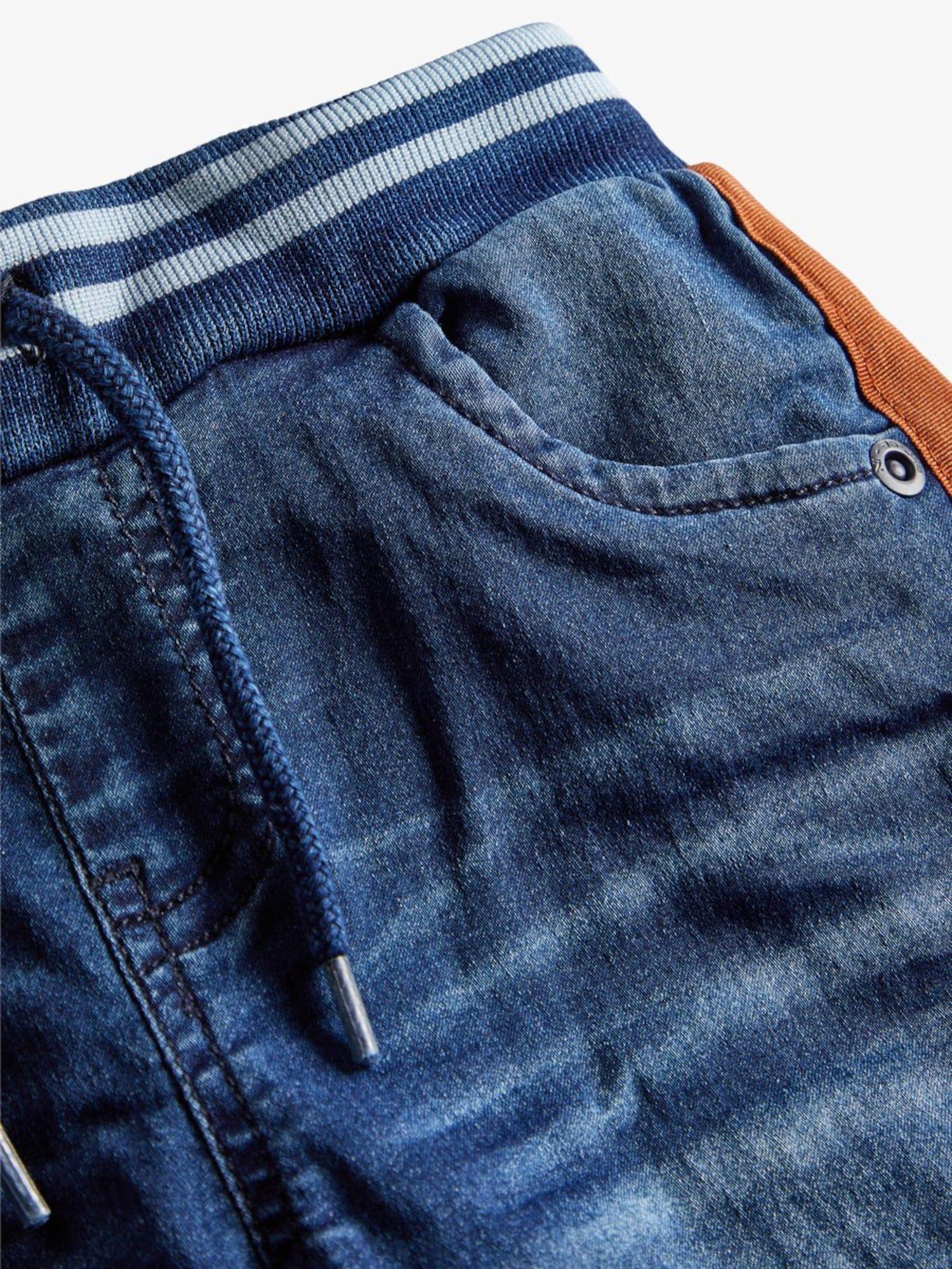 Name It Jeans In Blau Dunkelorange Jeans Jungs Blau