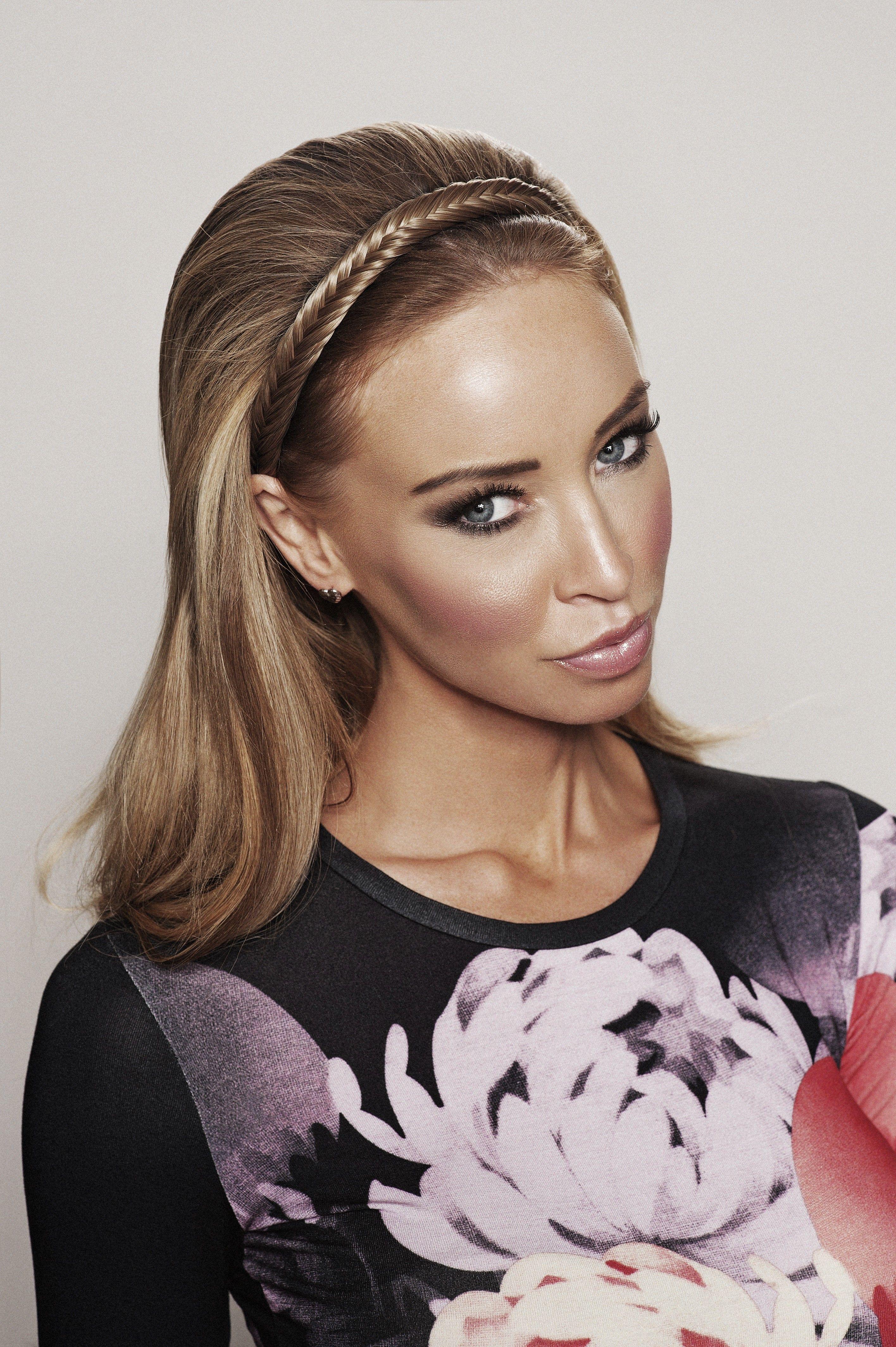 Fishtail Headband Lauren (With images) Hair rehab london