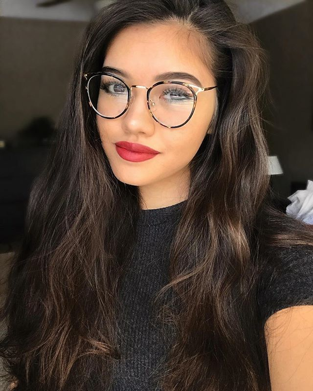 Lunettes de vue mixtes en monture mixte - #Eyeglasses #Frame #Full #Material ... -  Lunettes de vue mixtes en monture mixte unisexe – #Lunettes #Cadre #Plein #Matériel… Brille iD - #christmaspresentsforwomen #curbywomen #eyeglasses #frame #Full #getal #lingrie #loving #lunettes #material #mixte #mixtes #monture #people #plussizedresses #presentideasforwomen #vue #womenbodybuilders #womenglasses