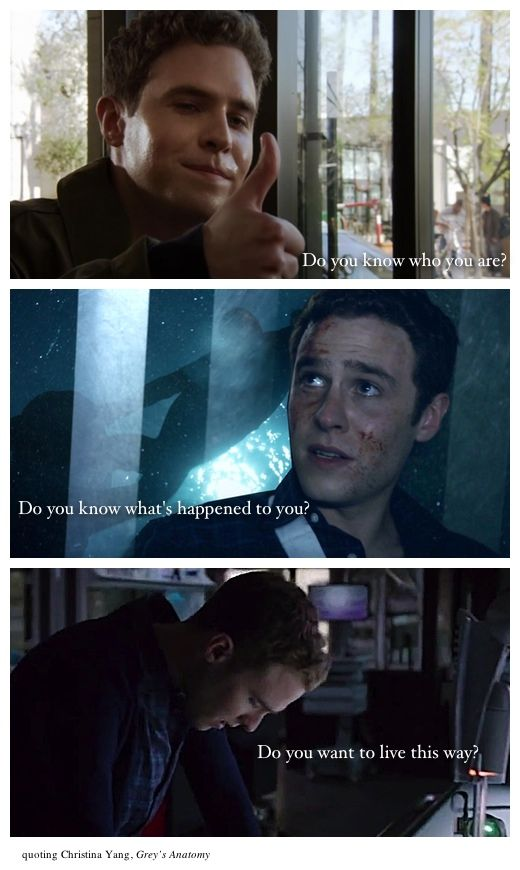 Do you know who you are? || Leo Fitz || 520px × 870px || #fanedit #quotes