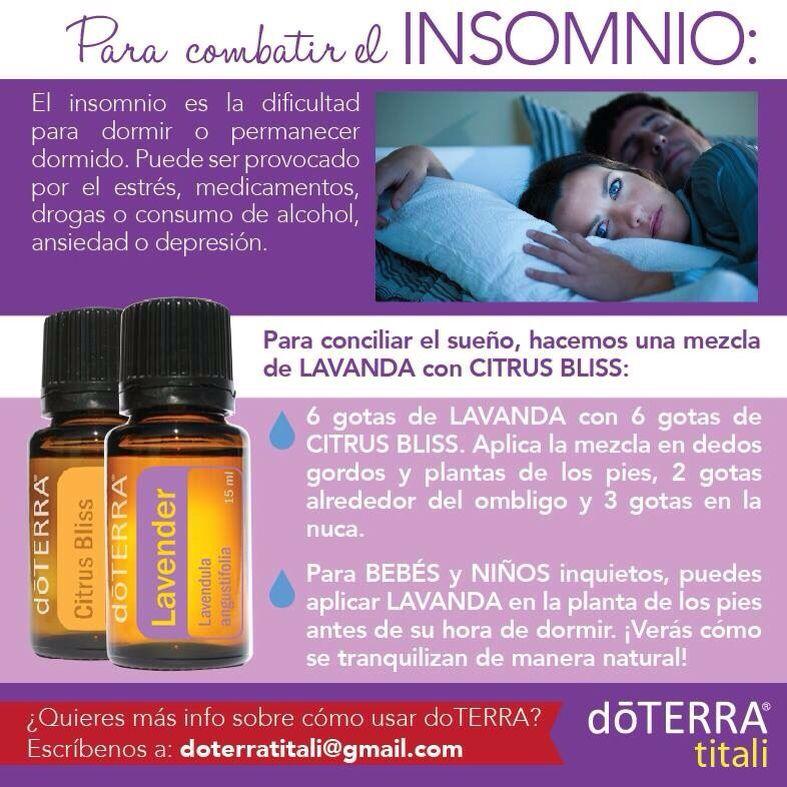 Contra el insomnio medicamentos