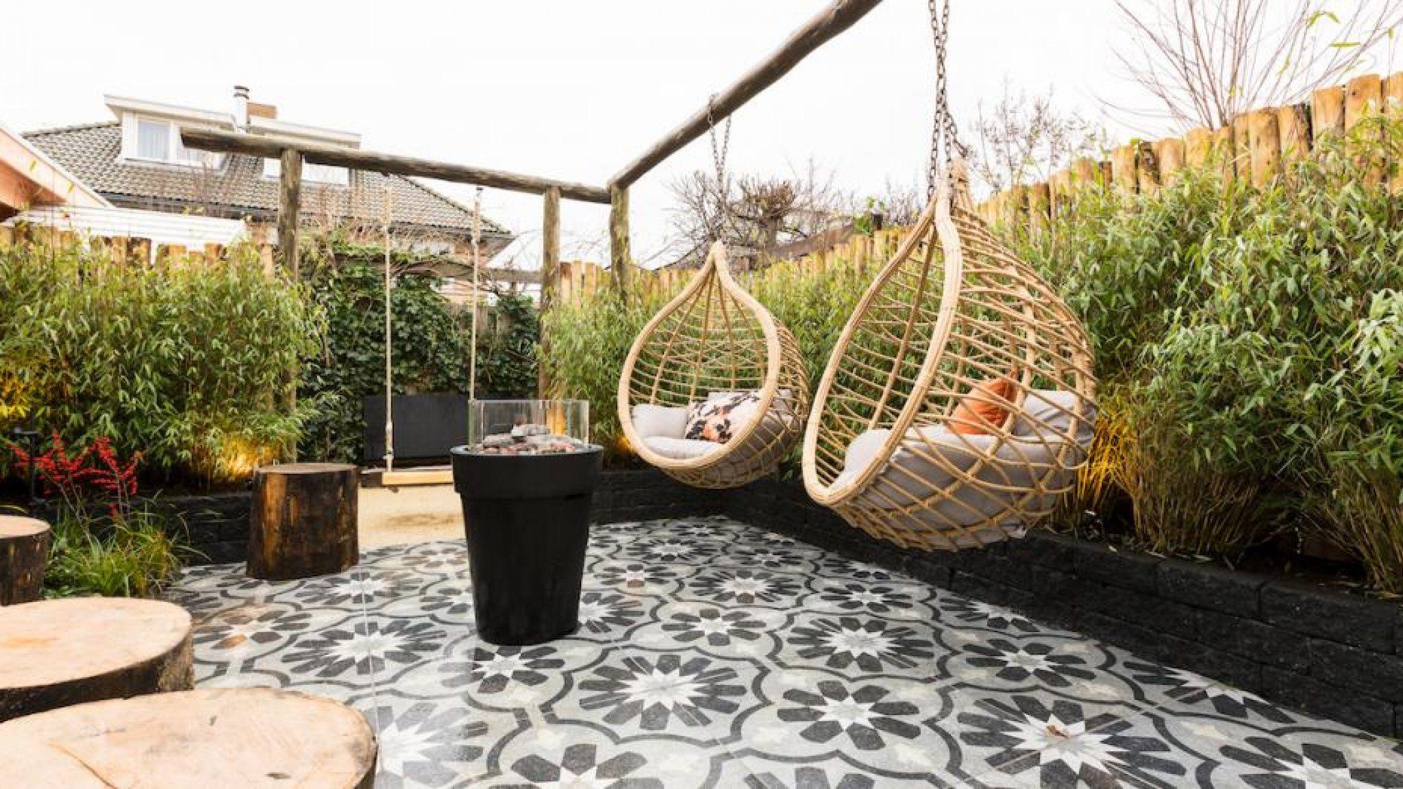 Tips om je (voor)tuin gezellig te maken RTL Nieuws in