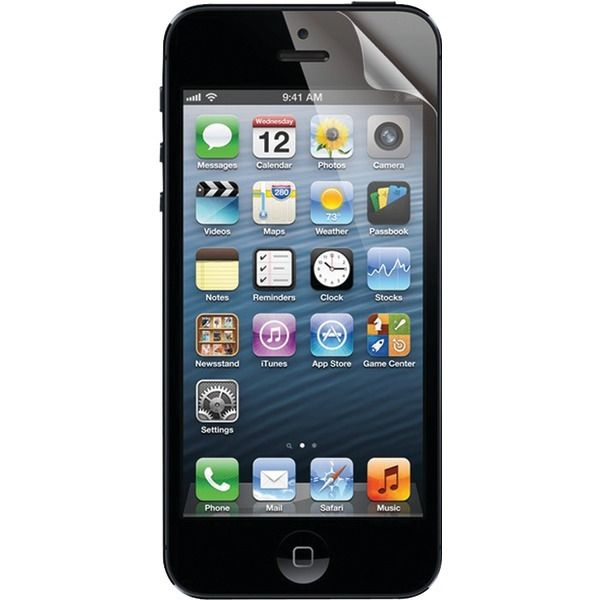Everything Electronic and More -  IESSENTIALS iPhone 5 Screen Protectors, 3 pk, $9.99 (http://everything-electronic-and-more.mybigcommerce.com/iessentials-iphone-5-screen-protectors-3-pk/)