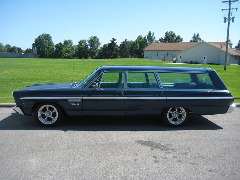 1965 Plymouth Fury III Wagon | Long Roof Love | Pinterest ...