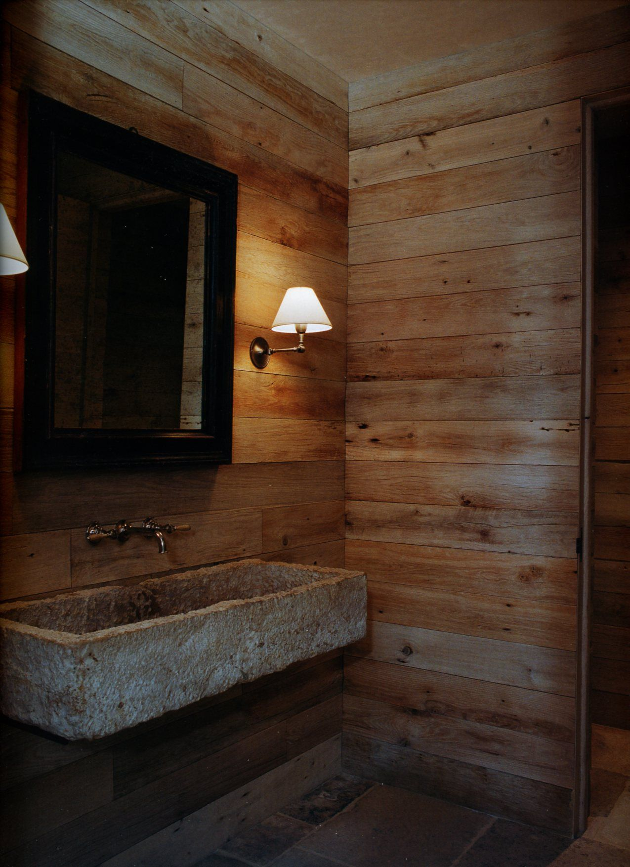 Rustic Bathroom Remodel Pin By Mark D Sikes On Bathrooms Barn Bathroom Wooden
