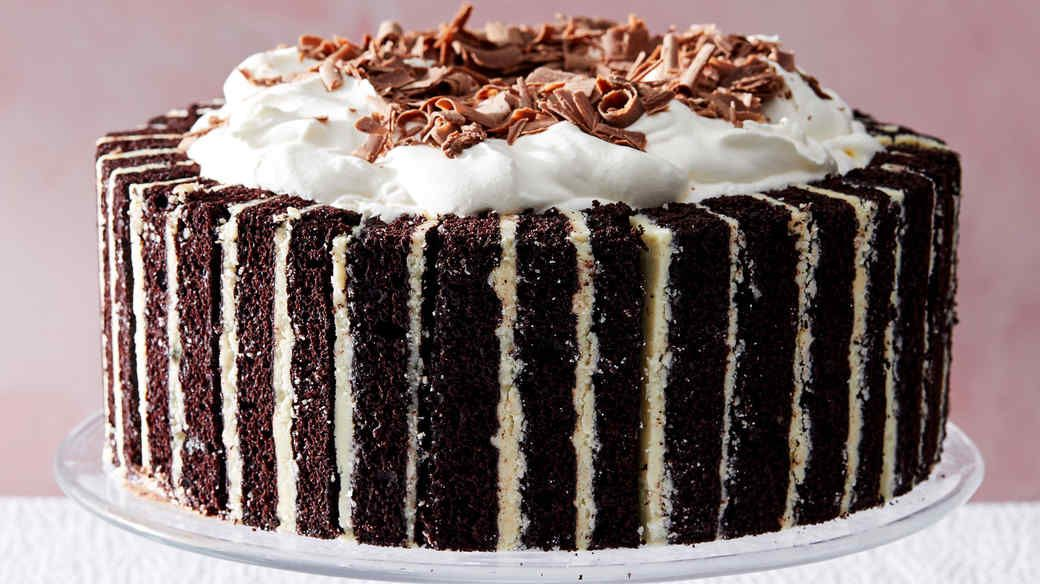 Triple Chocolate Ice Cream Cake Recipe Recipe Ice Cream Cake Desserts Chocolate Ice Cream Cake