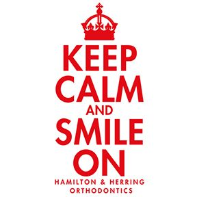 Keep Calm & Smile On