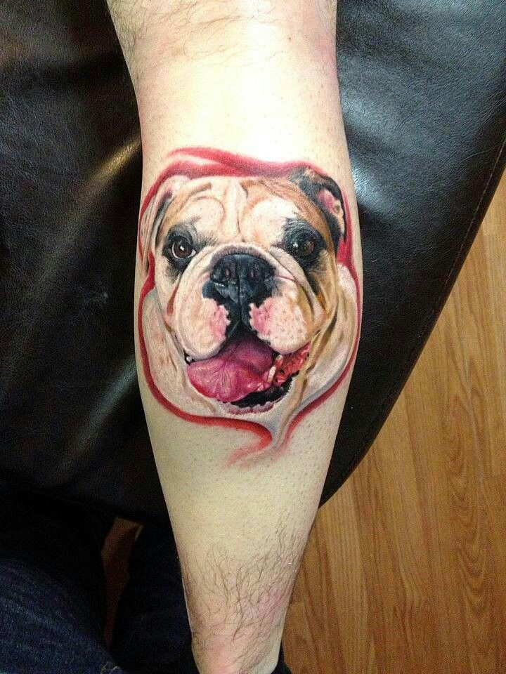 bulldog tattoo tactical gear pinterest tattoo tatoo and tatting. Black Bedroom Furniture Sets. Home Design Ideas