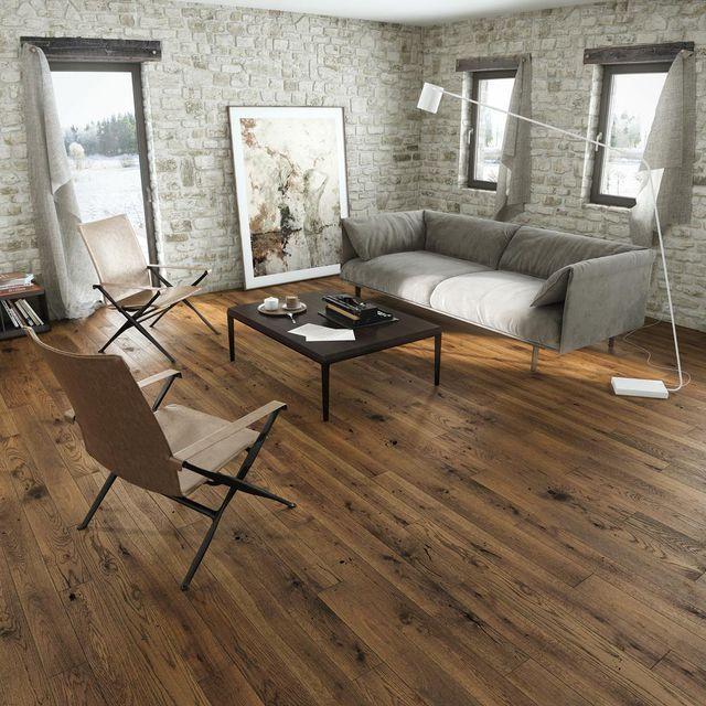 Deska Podlogowa Warstwowa Dab Walnut 1 Lamel Mix 14 Mm Artens Leroy Merlin 129 Engineered Wood Floors Engineered Oak Flooring Engineered Hardwood Flooring