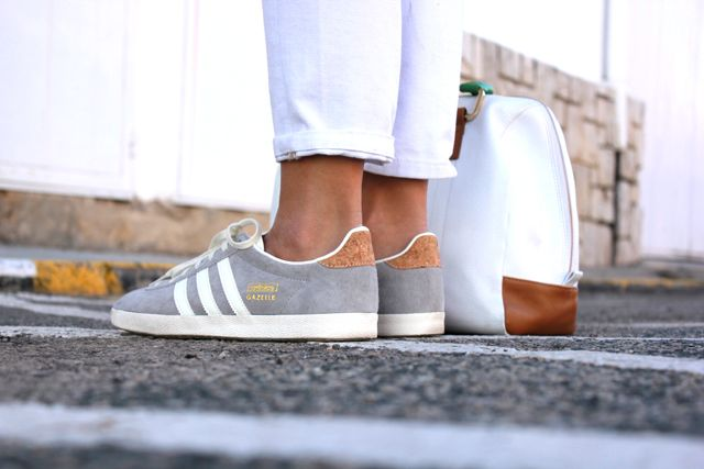 adidas stan smith gazelle femme