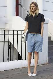 Rescata las bermudas de tu armario, que este verano vuelve a llevarse #tendencia