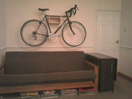 Rast Bike Wall Mount Ikea Hacks Bike Wall Mount Wall