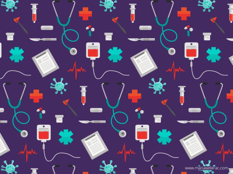 Medicina, Fondos, Dibujos