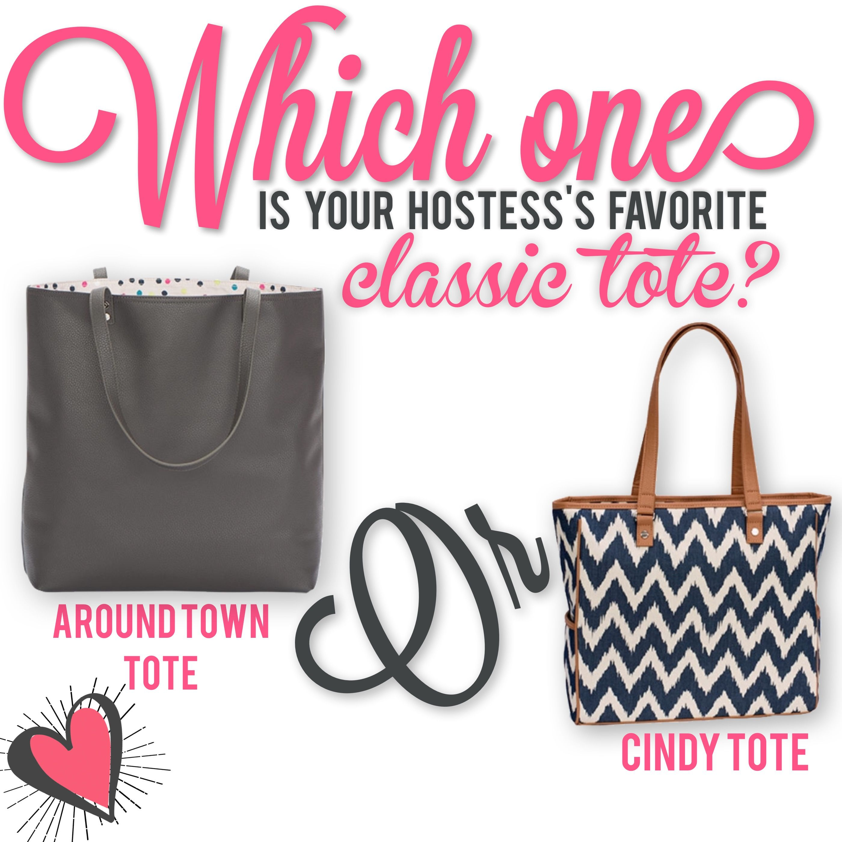 Who knows our hostess best? Thirty-One Spring/Summer Facebook party game. #morethanjustabag Around Town Tote/Cindy Tote