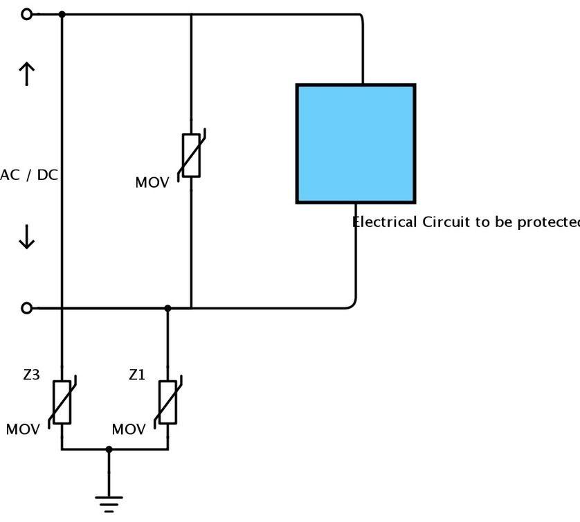 Varistor Schematic Symbol In Addition Resistor Symbol Circuit ...