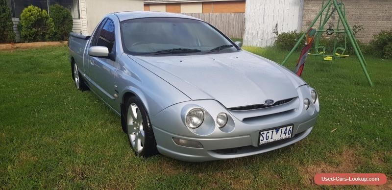 Car For Sale Excellent Condition Au Xr8 Ute Auto 302 V8 99 Model
