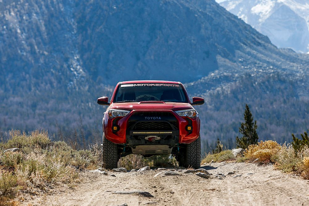 Delete/Remove Your Roof Rack on the 5th Gen Toyota 4Runner