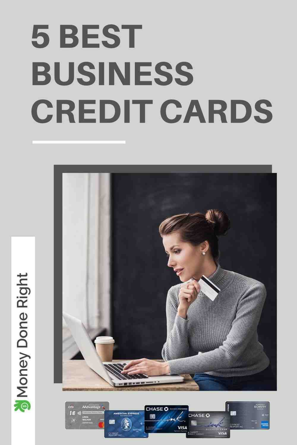 5 Best Business Credit Cards March 2021 Business Credit Cards Credit Card Business