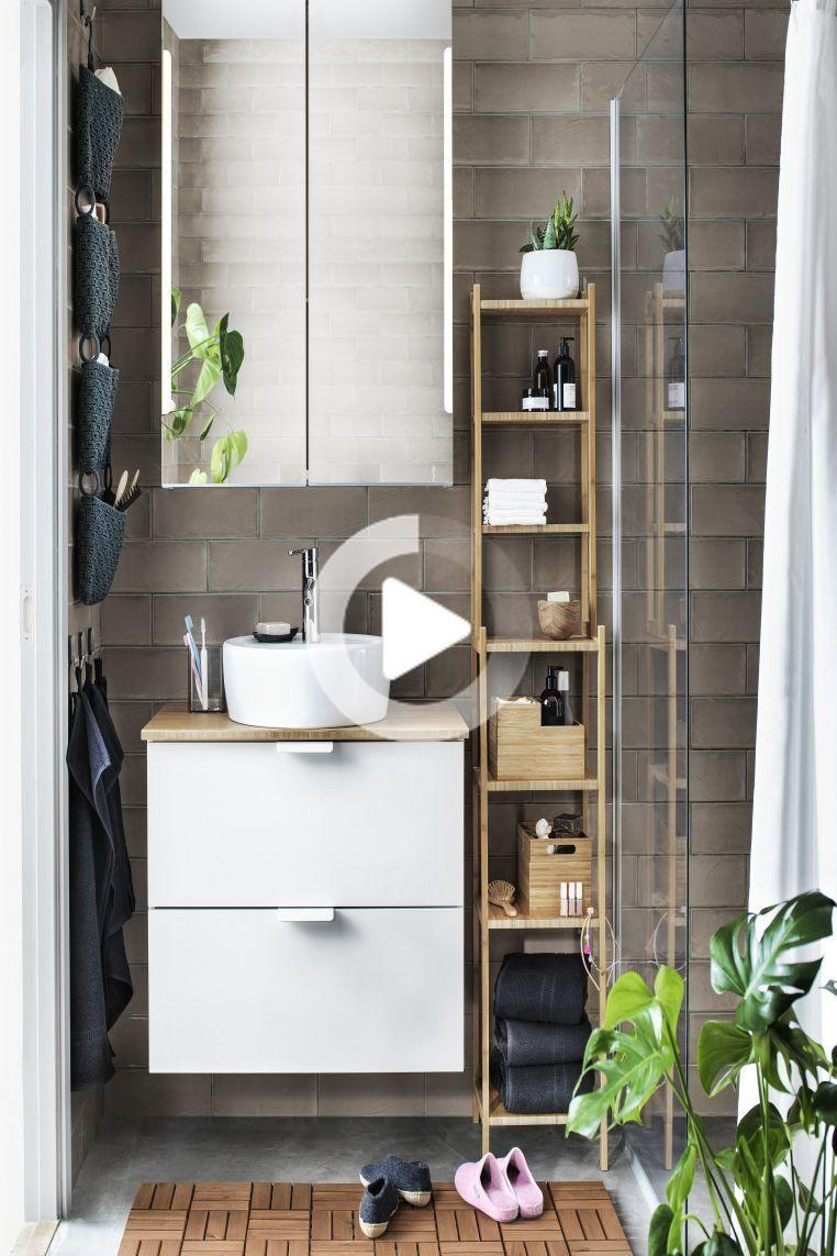 Épinglé sur salle de bains ikea
