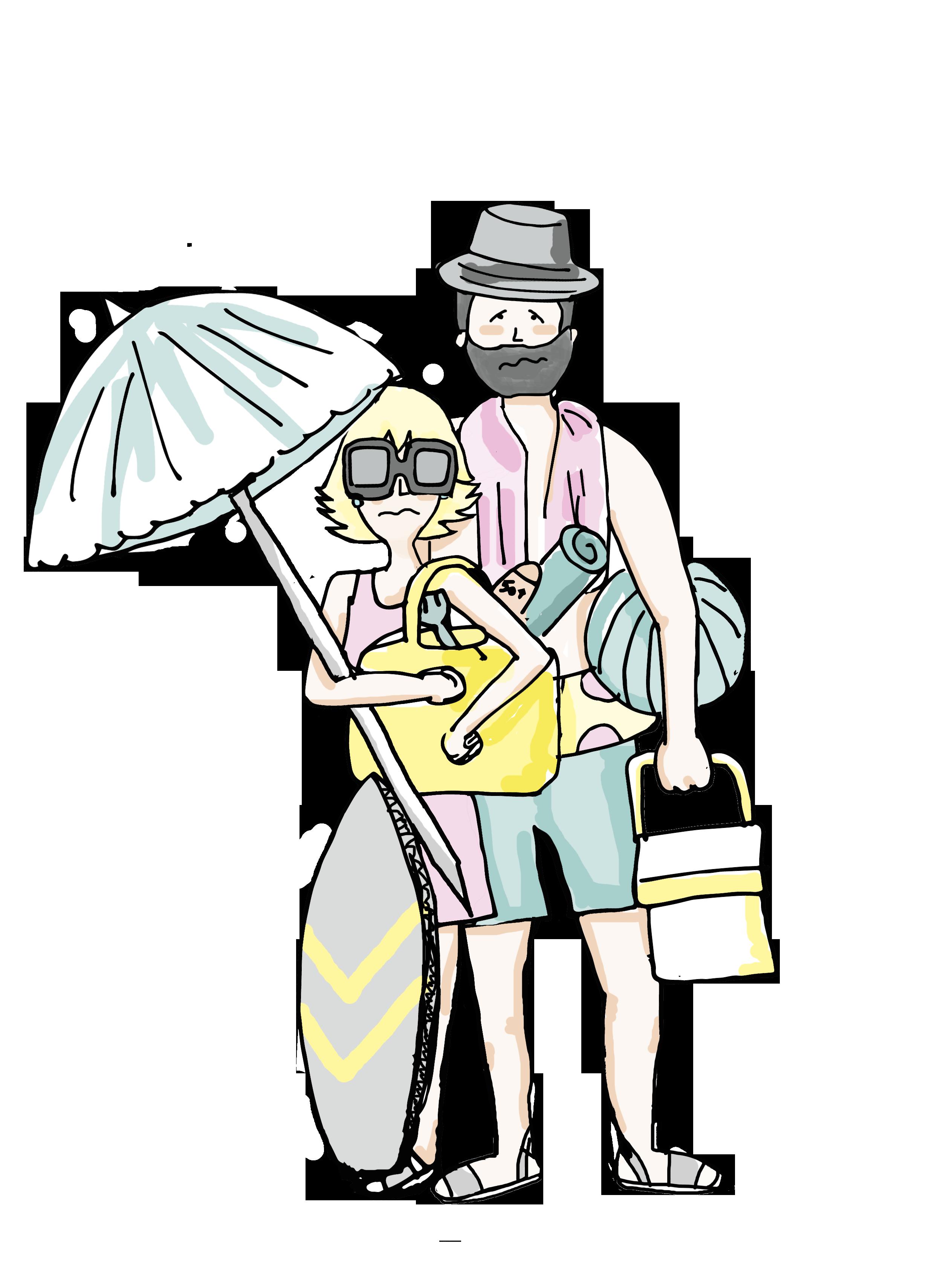 vacaciones familia descanso padres ayudarte psicología