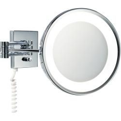 Photo of Decor Walther Bs 25 Pl wall-mounted cosmetic mirror, white
