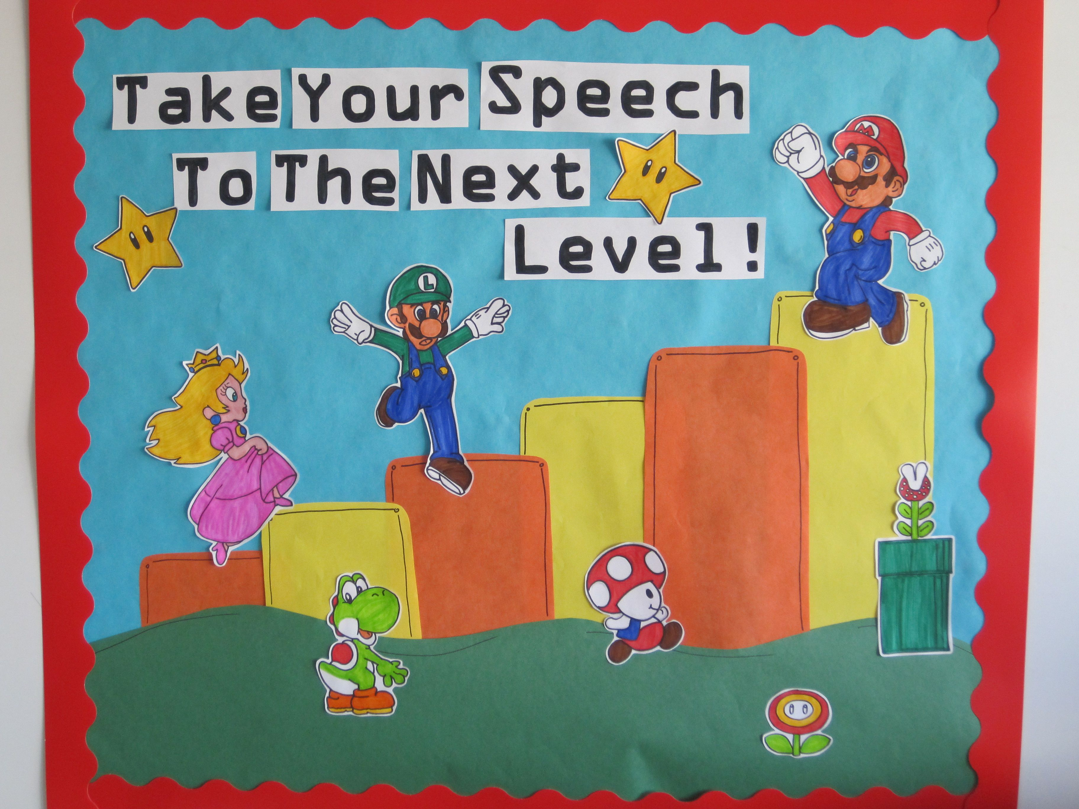 My Speech Kids Loved This Theme