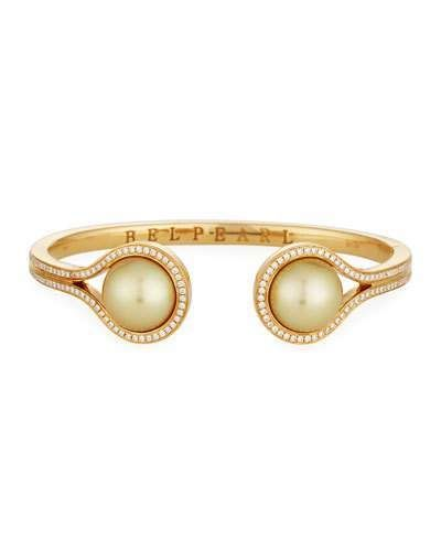 Belpearl Grand Kobe South Sea Pearl Ring, Size 5.75