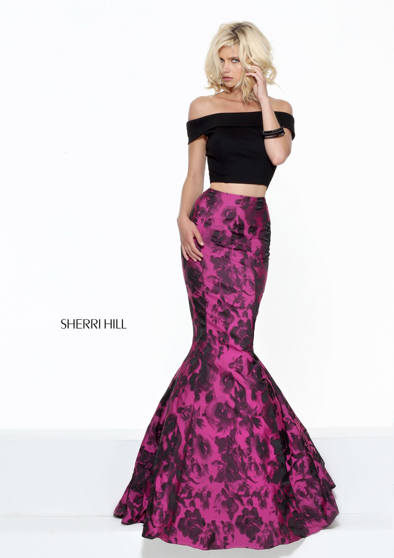 cf40e212c10 Sherri Hill 50876 - International Prom Association