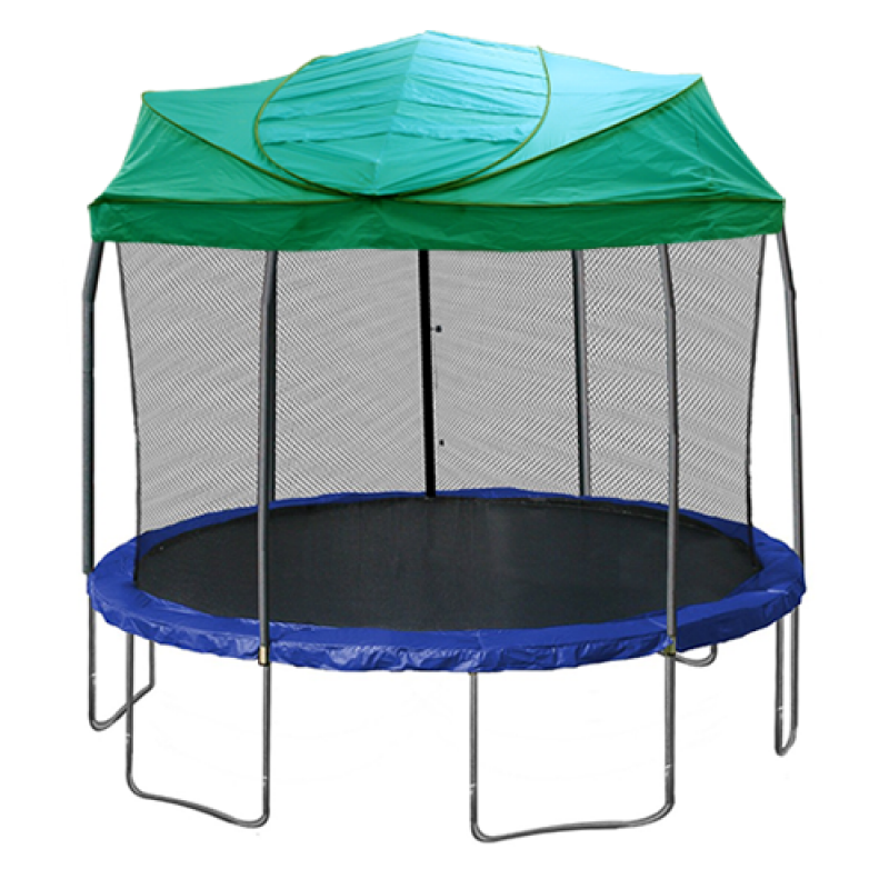 New Universal Trampoline Canopy Roof For All Major Brands Trampoline Enclosure Best Trampoline Trampoline