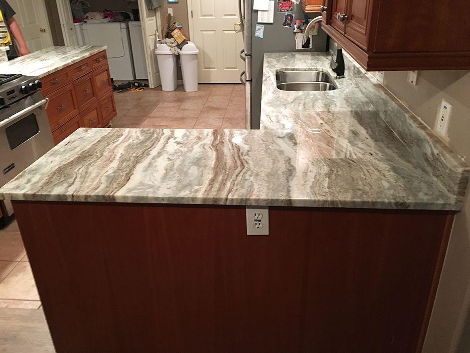 Brown Fantasy Quartzite Countertops By Granite Perfection Quartzite Countertops Granite Countertops Countertops