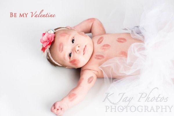 Recuerdos de amor: Ideas para fotos de bebés 14 de febrero   Baby ...