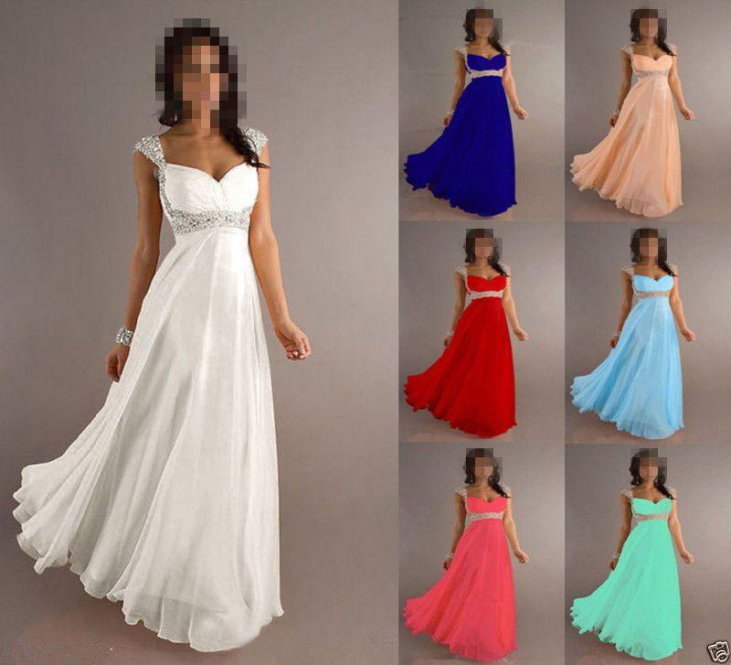 Abendkleider 34 36