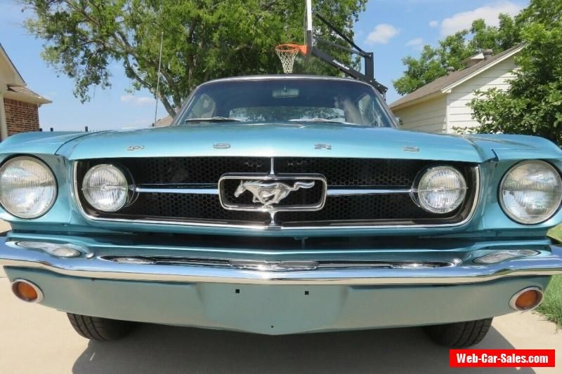 1965 Ford Mustang GT #ford #mustang #forsale #usa | Car for sale