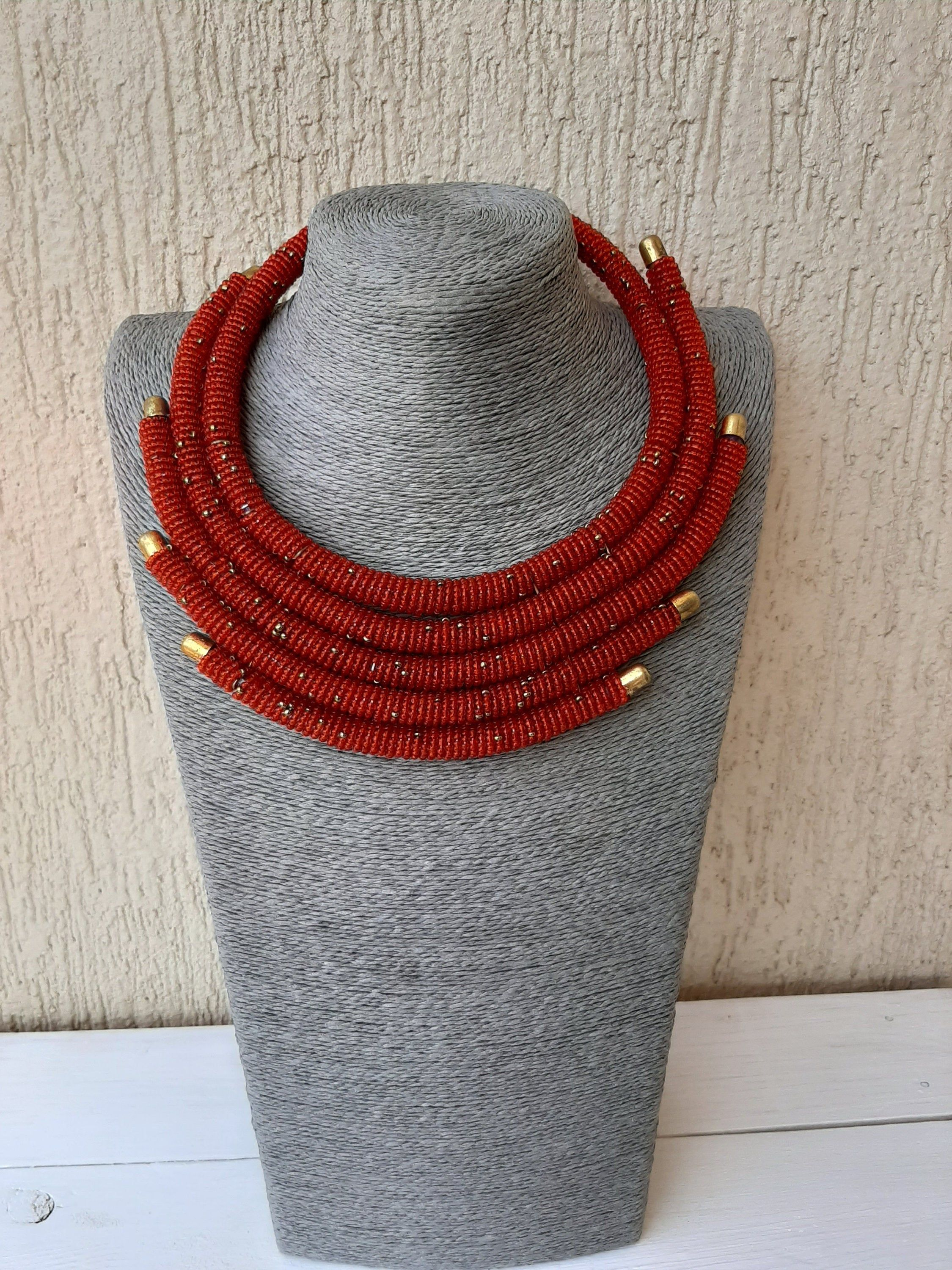 African beaded necklaces masai necklace african jewelry