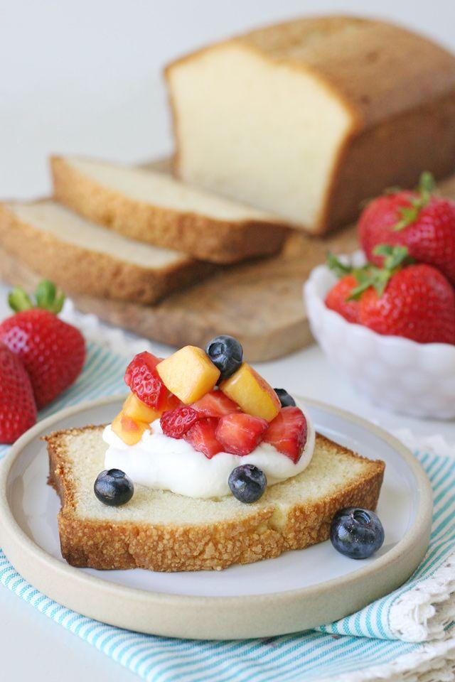 Perfect Pound Cake | Recipe | High altitude baking, Pound