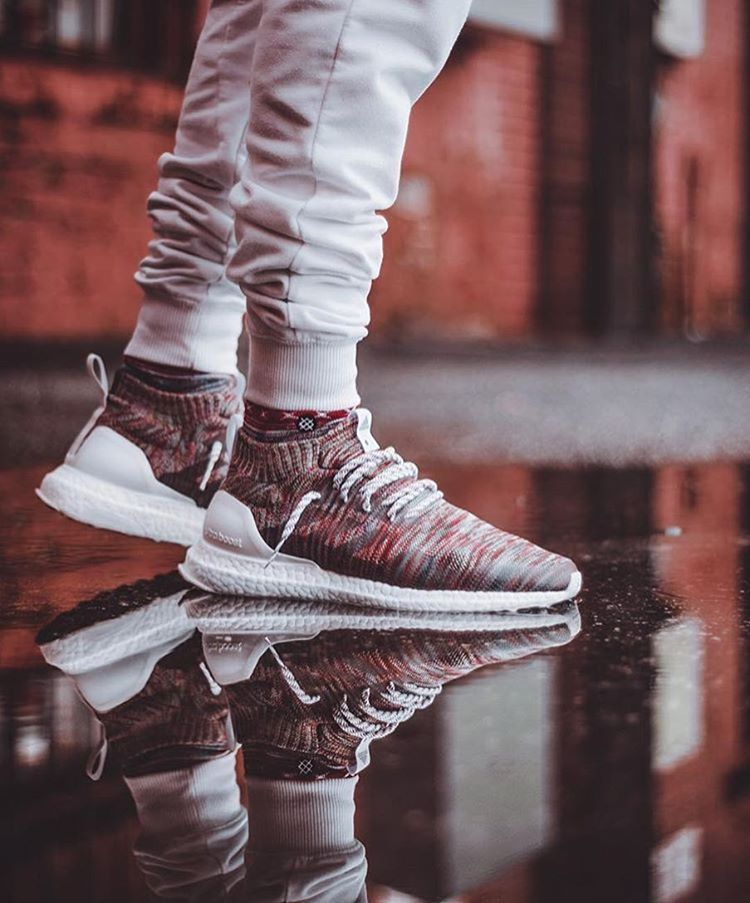cheaper 65a44 563fc So good! @ronniefieg x adidas Ultra Boost Mid by @don_shoela ...