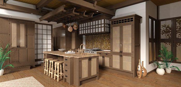 Traditional Japanese Kitchen Style Japanese Kitchen Japanese