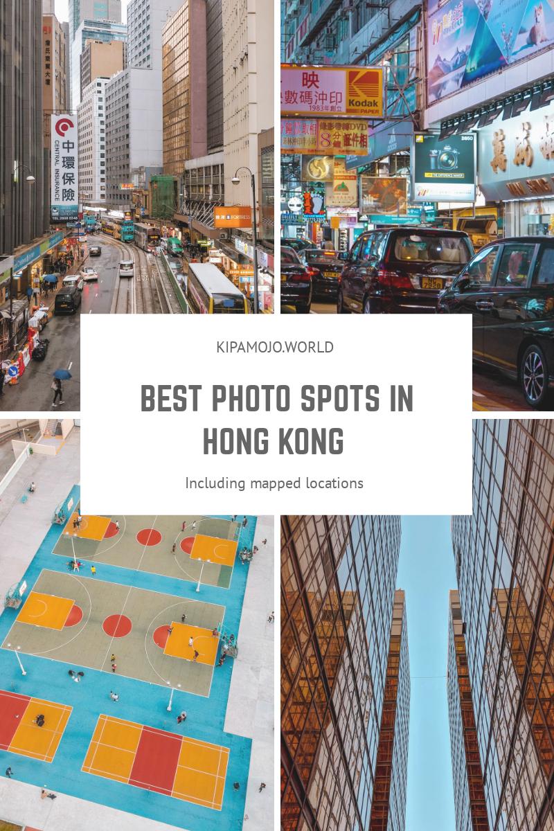 Hong Kong Photo Spots Including Mapped Locations Met Afbeeldingen