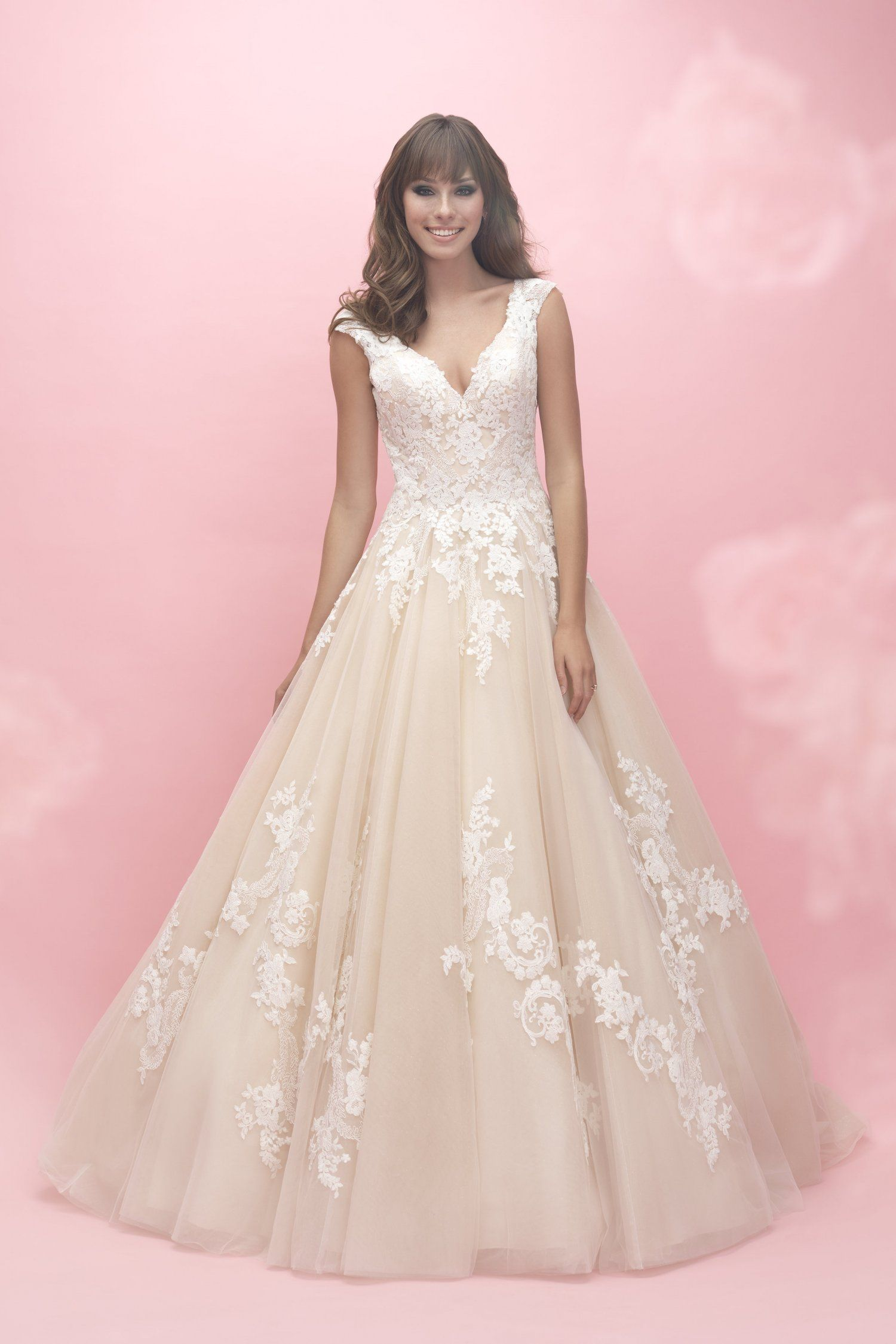 Allure Romance - 3061 | Wedding Dress Ideas | Pinterest | Allure ...