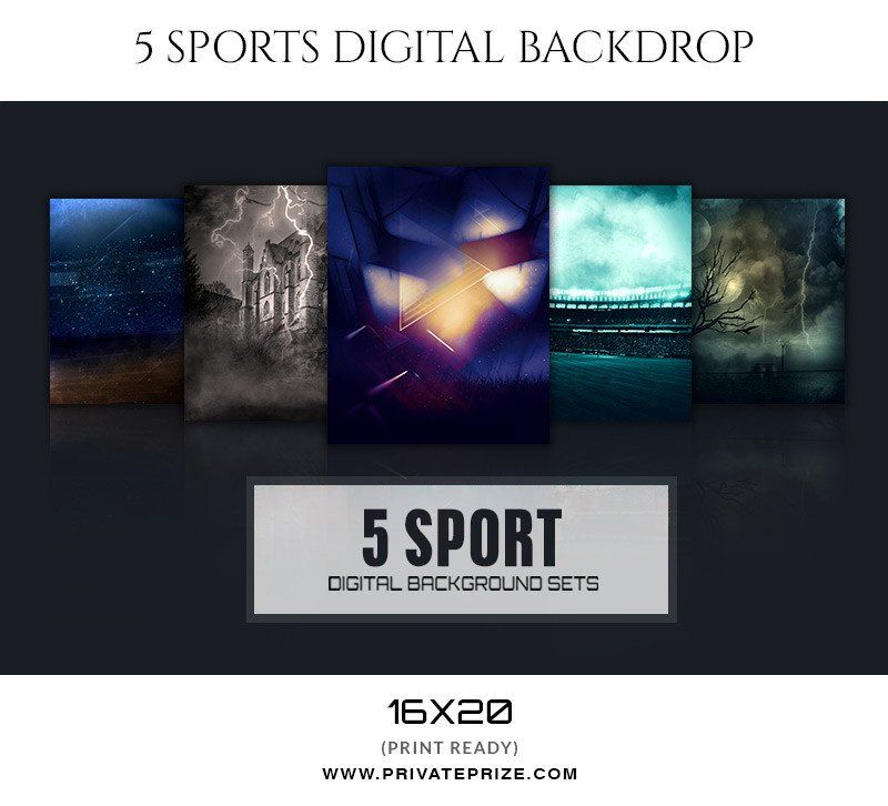 sports photography templates