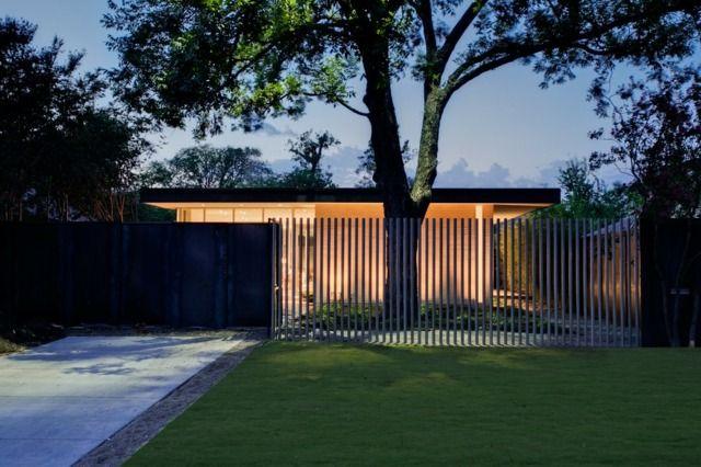 Clôture de jardin pas chère, originale et design | Architecture ...