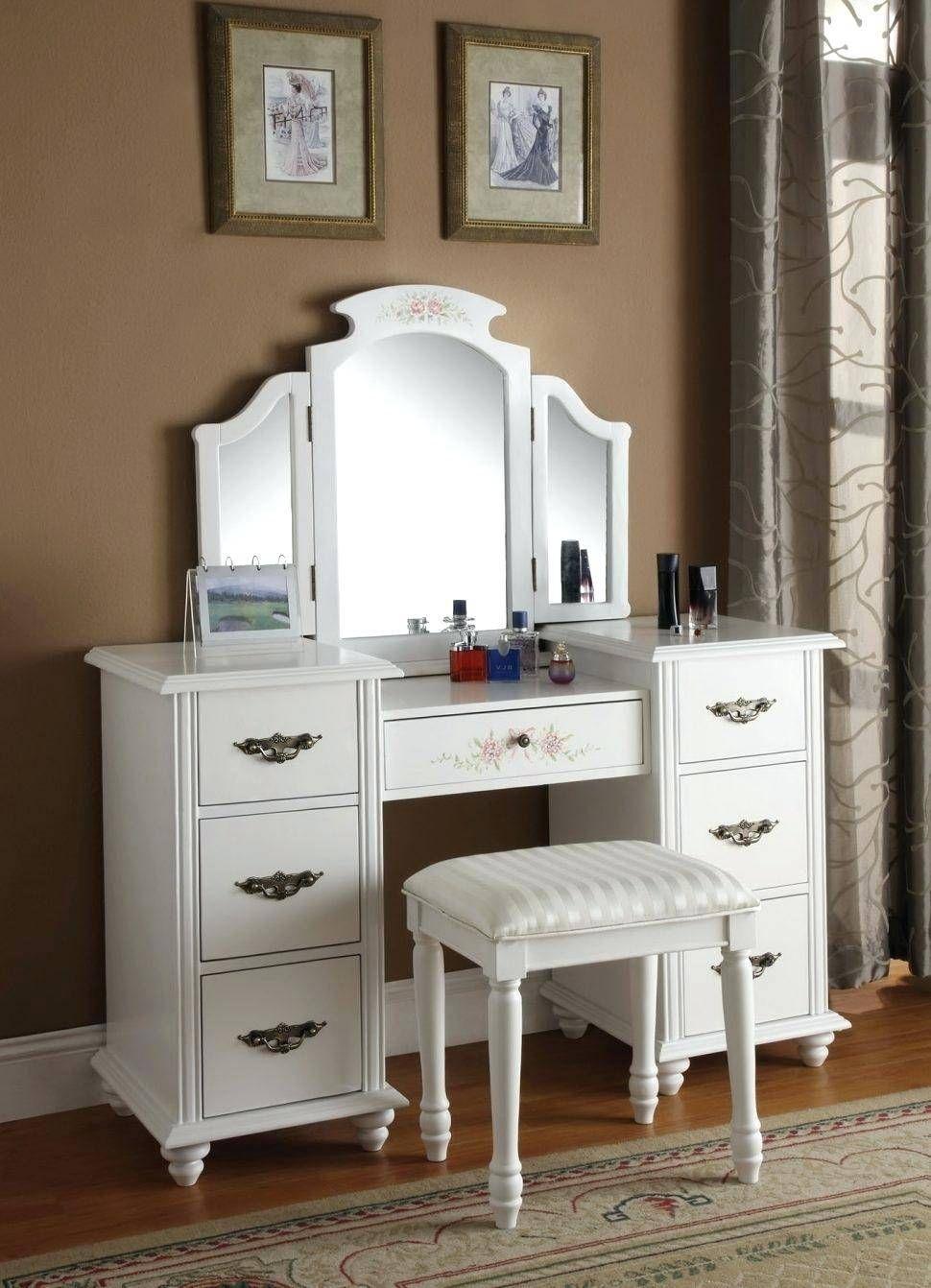 25 Cheap Vanity White bedroom vanity, Bedroom vanity set