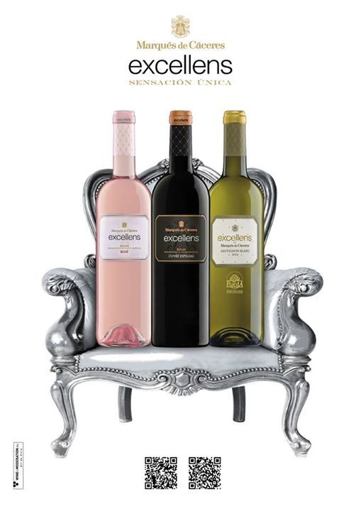 Marques De Caceres Excellens Wines With Images Beer Bar Wine