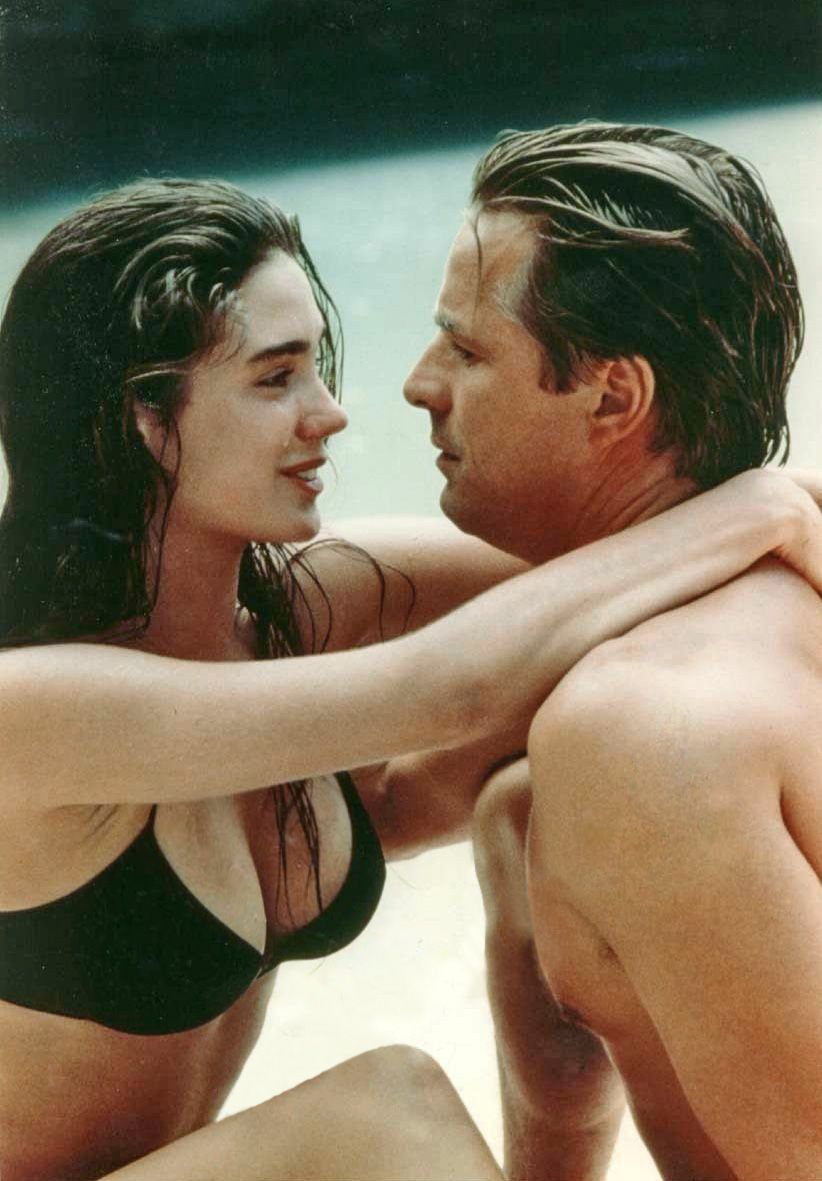 "Jennifer Connelly and Don Johnason in ""The Hot Spot"" (1990 ..."